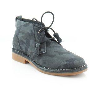 Hush Puppies Camo Suede Chukka Boot Size 8.5